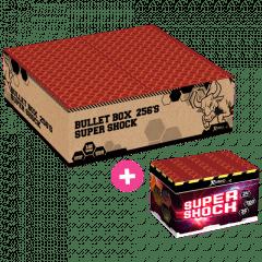 BULLET BOX 256'S // SUPER SHOCK (KBL5699) (nc)